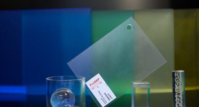 A-PET – polietilenă tereftalată