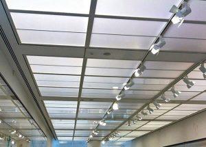 Luminator din Lightben Panouri compozite pentru arhitectura ProSEP