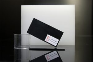 PE-100 neagra placa polietilena