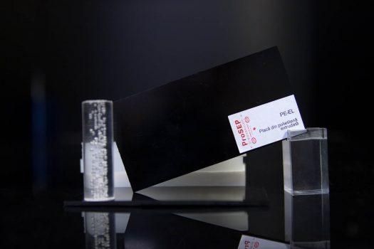 PE-EL – Electrically conductive polyethylene sheets