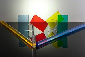 PMMA XT placi acrilice extrudate colorate PMMA XT