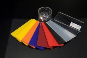 PMMA plazcast gama placi acrilice turnate