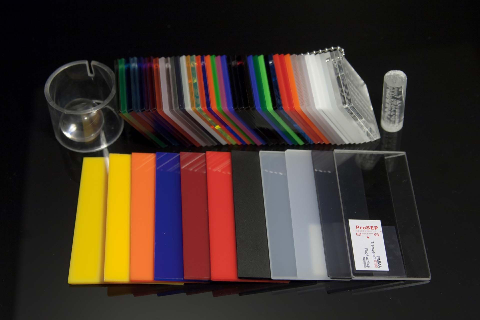 PMMA Plazcast – cast acrylic sheets