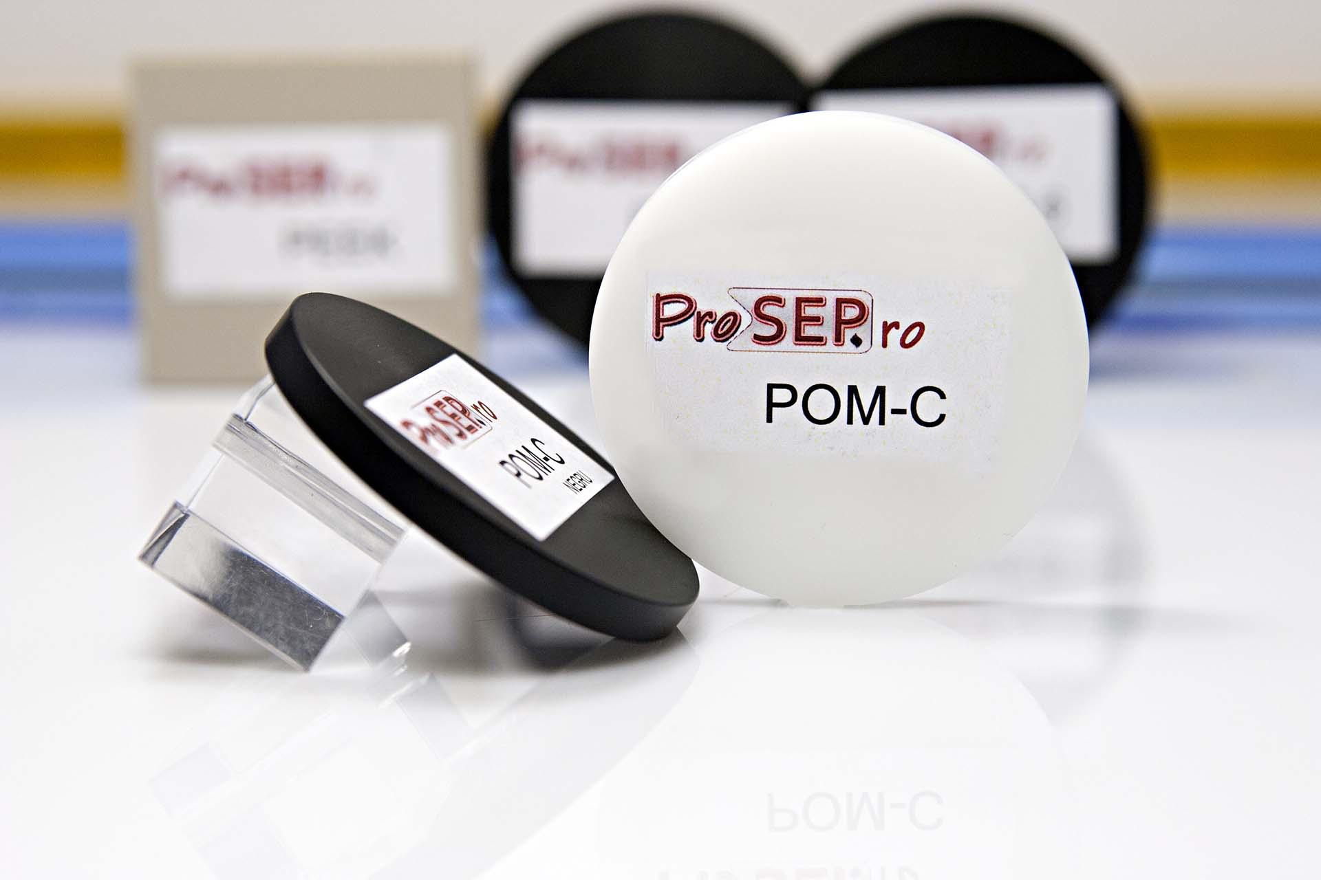 POM-C – Semifabricate din poliacetal