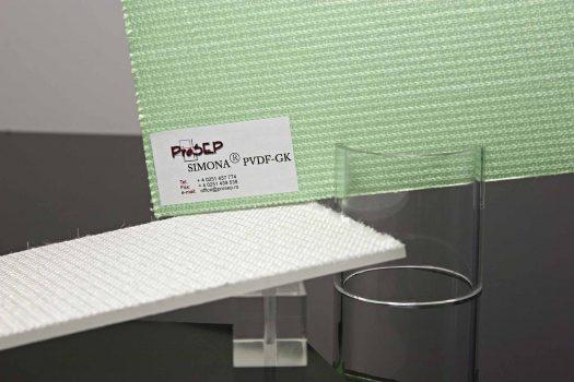 PVDF – plăci din termoplastic