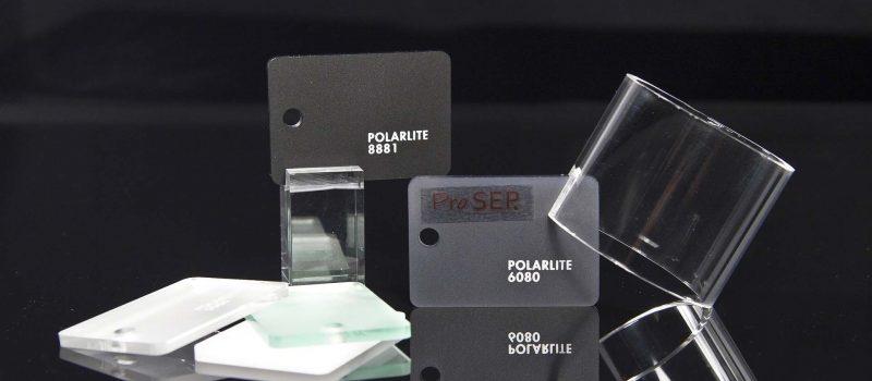 Polarlite® – plăci satinate pe una dintre fețe