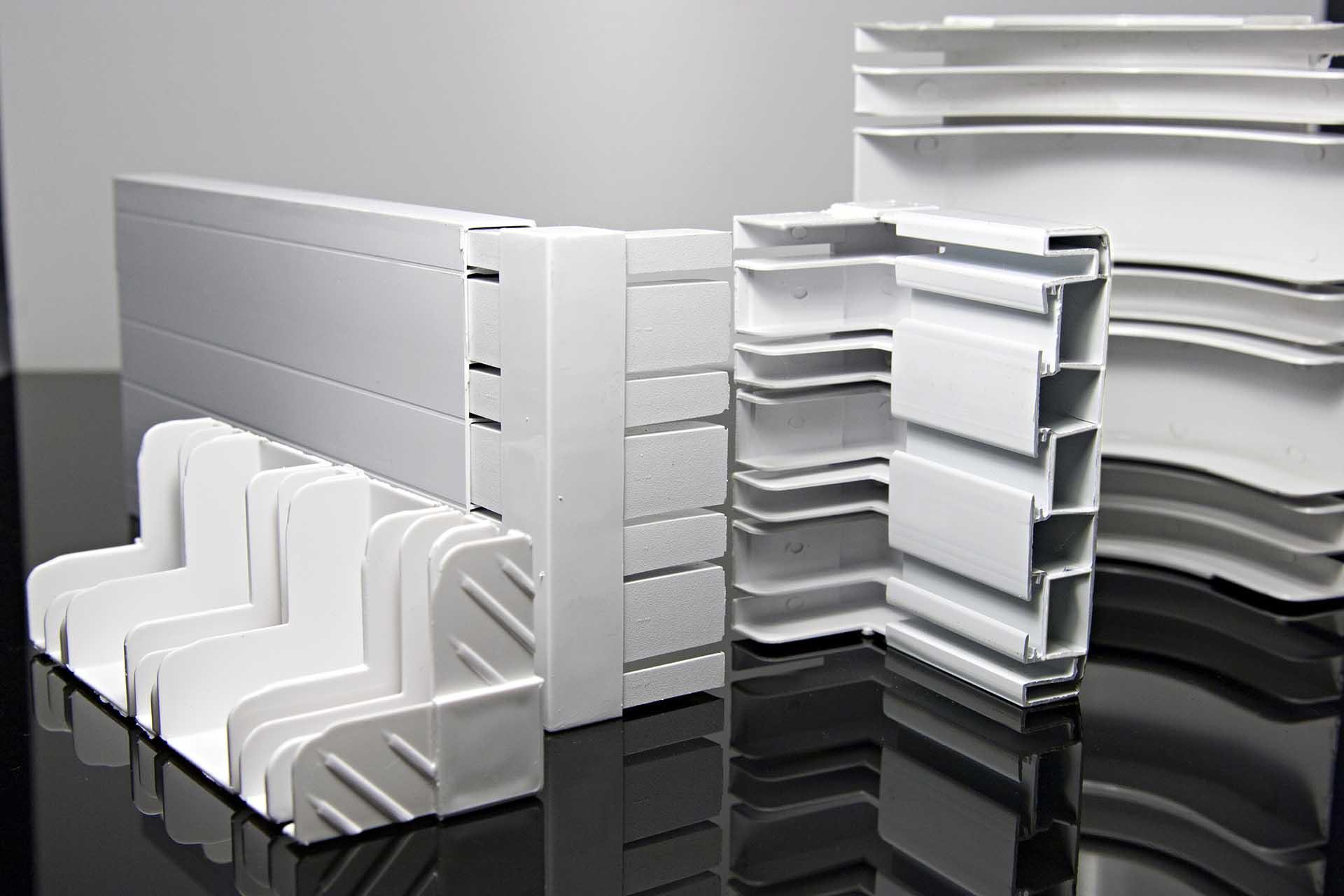 Profile din PVC pentru casete luminoase