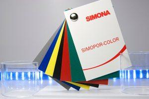 Simopor color gama produse