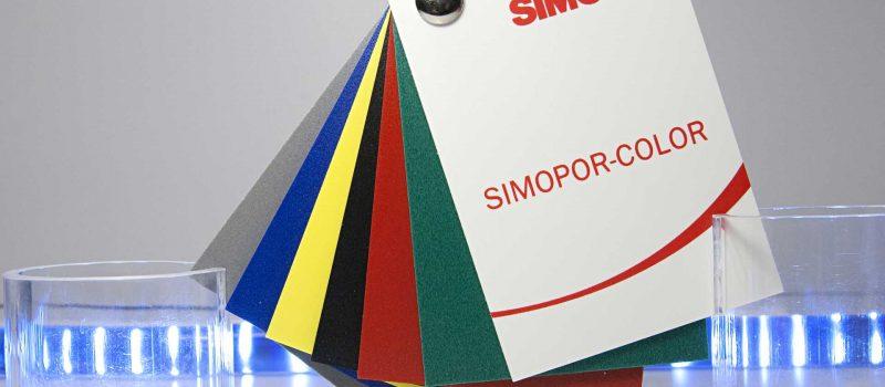 SIMOPOR  COLOR – Plăci rigide din PVC expandat
