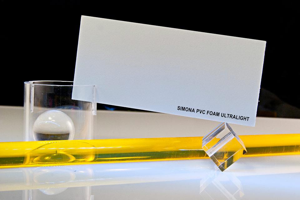 Simopor foam ultralight placa pvc expandat