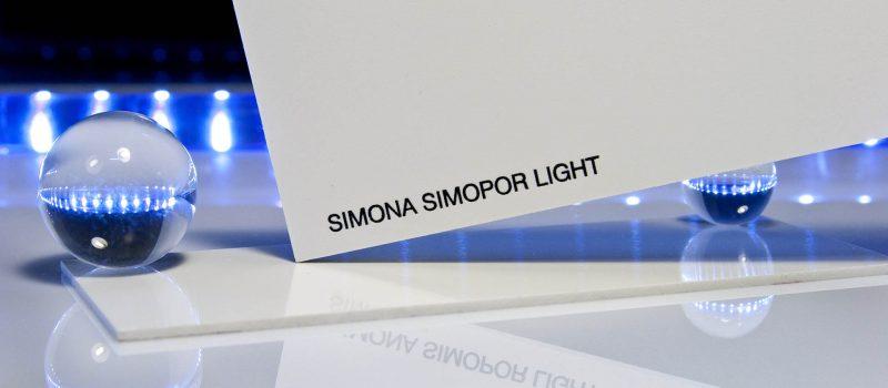 SIMOPOR S – plăci rigide din PVC expandat