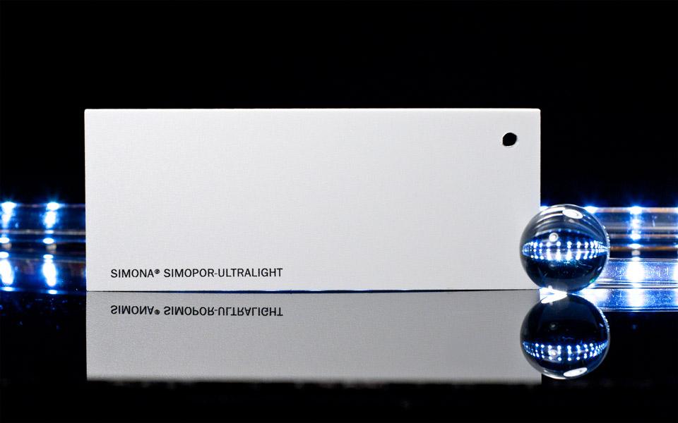 Simopor ultralight