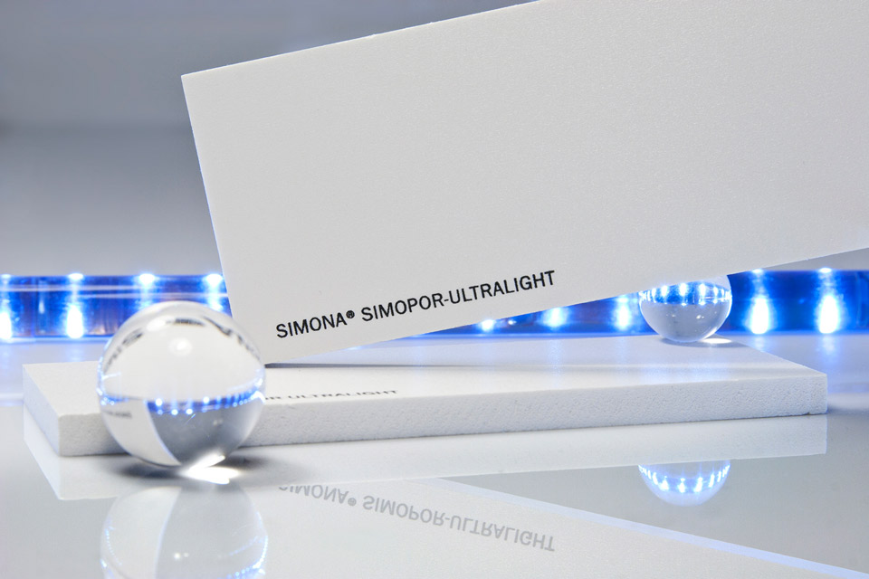 Simopor ultralight placi spuma pvc