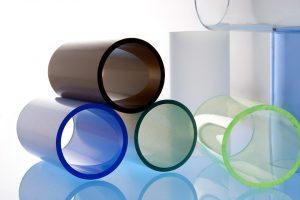 Tuburi acrilice detaliu