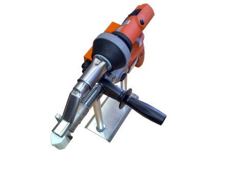 Welding extruder HSK10 DE compact