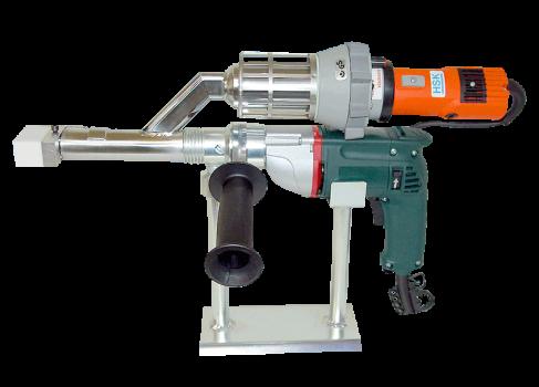 Welding extruder HSK18 E