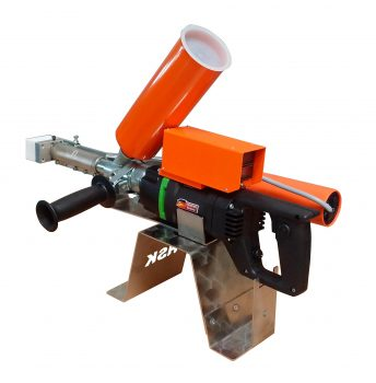 Welding extruder HSK26 GSX granulate