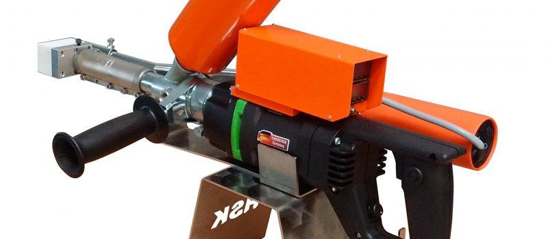 Extruder pentru sudură cu granule HSK26 GSX
