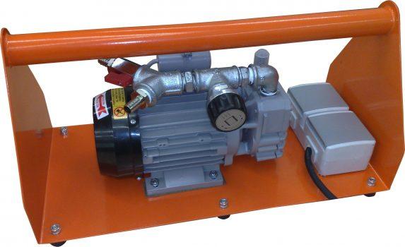 Montagen blower HSK Korund DT6 D