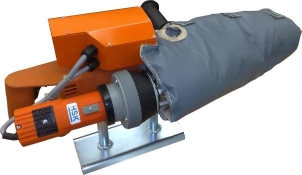 Montage compactor HSK-DT4.25K